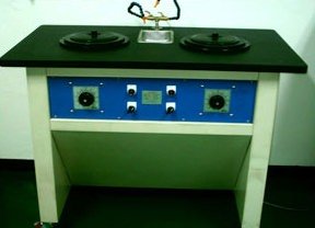 SPECIMENS POLISHING MACHINE