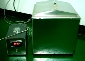 LOW TEMPERATURE TESTER